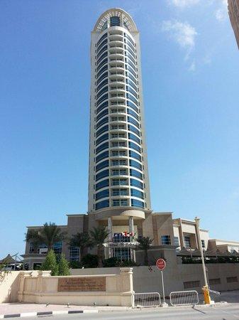 Hilton Doha: Hilton 2013 november