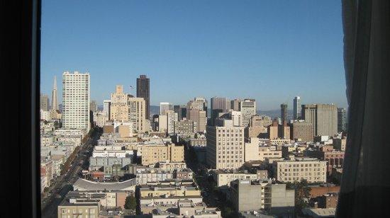 Holiday Inn San Francisco Golden Gateway : Vista 2406