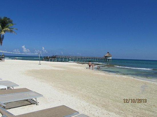 Mayan Palace Riviera Maya : praia