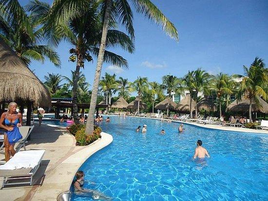 Mayan Palace Riviera Maya : piscina
