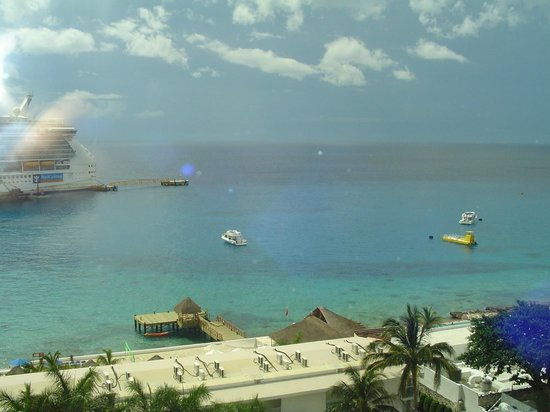 Grand Park Royal Cozumel: View from room