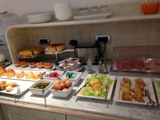 La Ciliegina Lifestyle Hotel: Petit-déjeuner