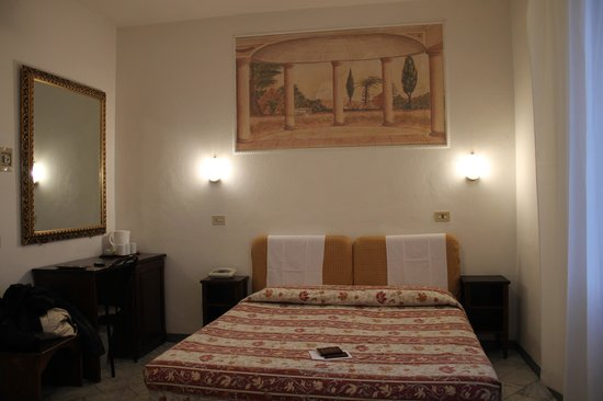 Hotel Ascot Florence: Room 2F