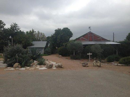 Gruene Homestead Inn: Grounds