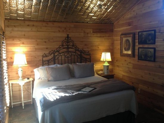 Gruene Homestead Inn: Bedroom