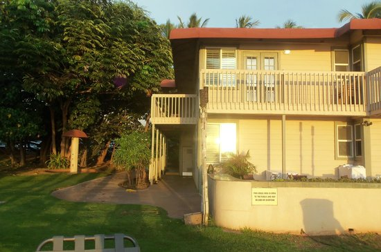 Days Inn Maui Oceanfront: One of the houses