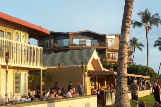 Days Inn Maui Oceanfront: Restaurant Serento