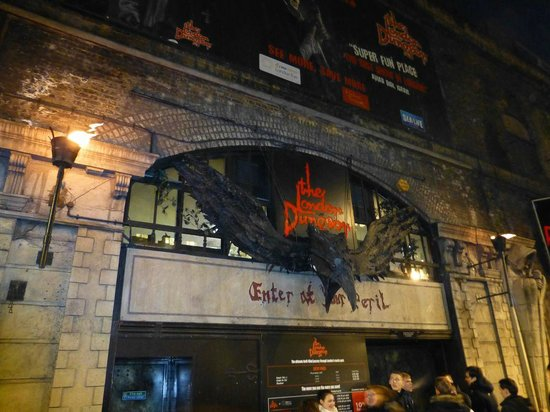 The London Dungeon: London Dungeon 2013