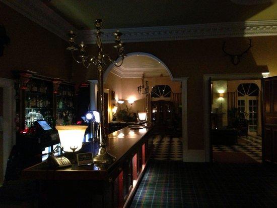 Forrester Park Golf and Resort: main bar
