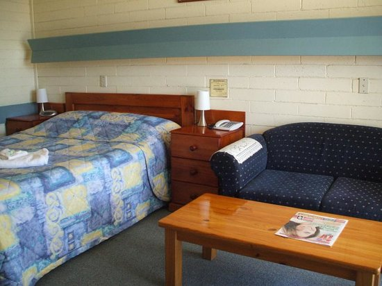 Finley Motel: Comfortable rooms
