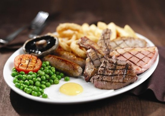 The Yorkshire Grey Inn: Our Mixed Grill if you can manage it not many can