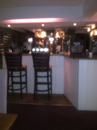 The Yorkshire Grey Inn: The Bar
