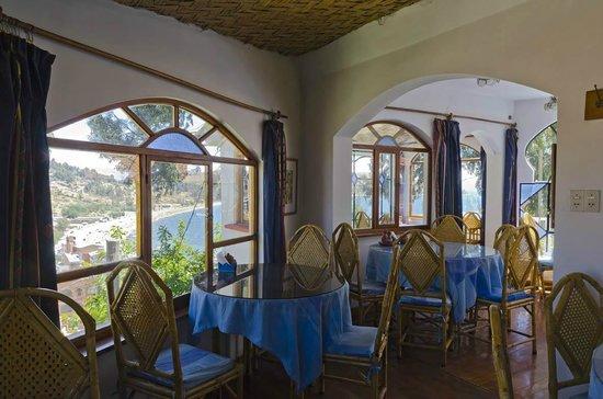 Hotel La Cupula: Restaurante