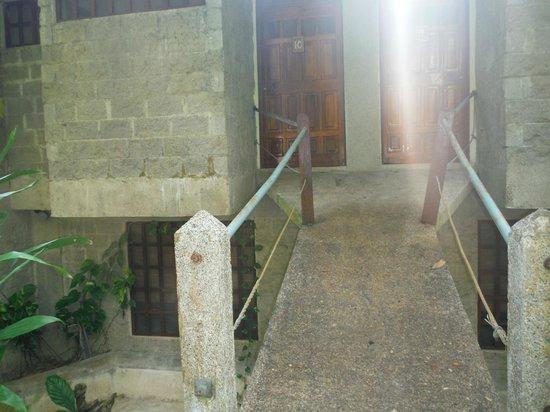 Hotel Luz de Mono: Leading up to our cabina
