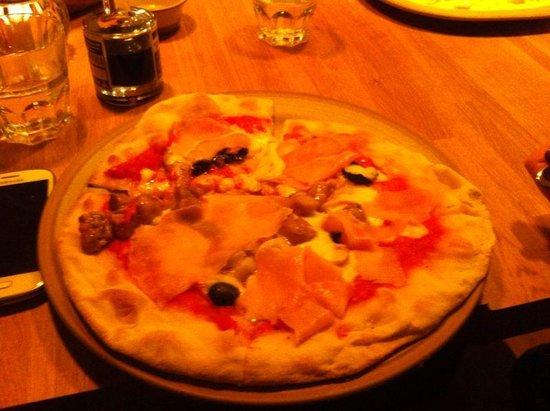 Il Sugo: pizzette