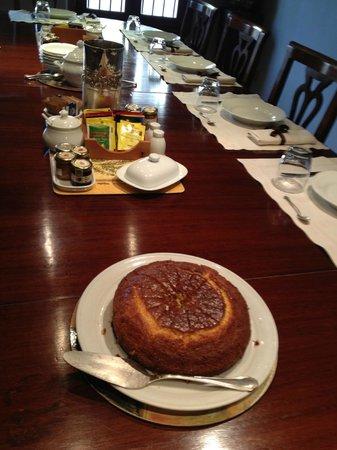 Residenza d'Epoca in Piazza della Signoria: sometimes torta margherita for breakfast