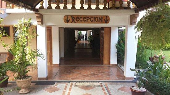 Jaco Laguna Resort & Beach Club : Entrance