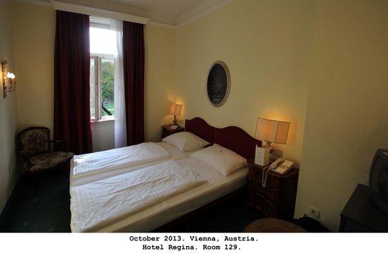 Hotel Regina: Room 129