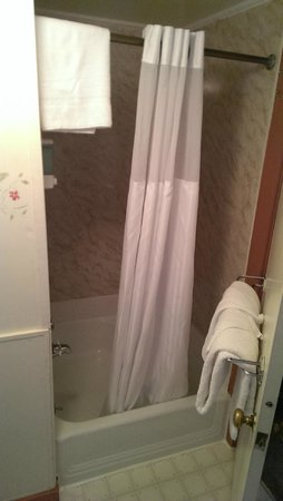 Inn at Long Trail: Stand-in Shower