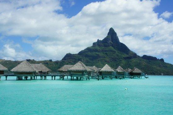 InterContinental Bora Bora Resort & Thalasso Spa: Bangalos
