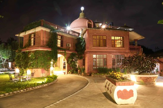 Grand Norling Hotel's Resort Country Club & Spa: Hotel Night View