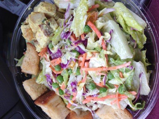 Giardino Gourmet Salads: Japanese