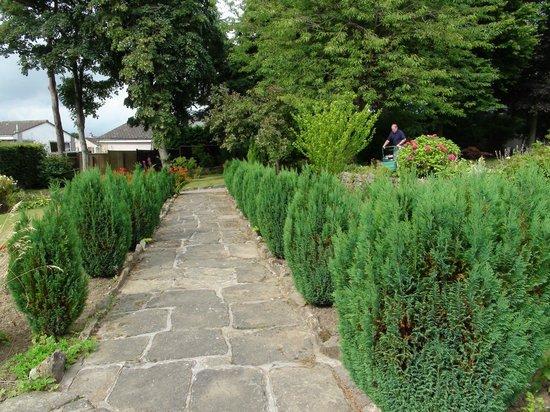 Pitbauchlie House Hotel : garden