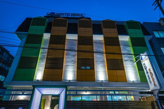 Seoul N Hotel Dongdaemun: hostel