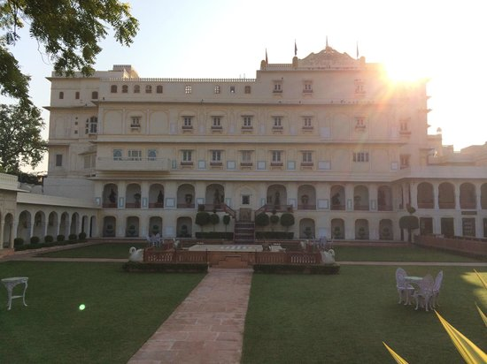 Hotel Raj Palace: View of the hotel