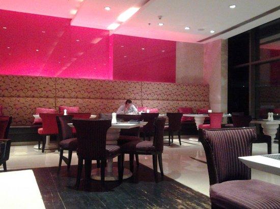 Courtyard Gurugram Downtown : Restaurant
