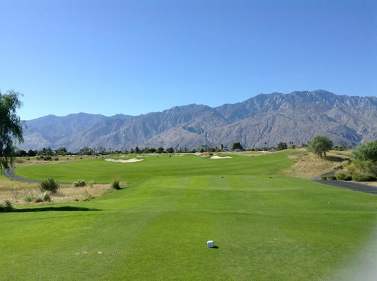Cimarron Golf Club: First Tee Box