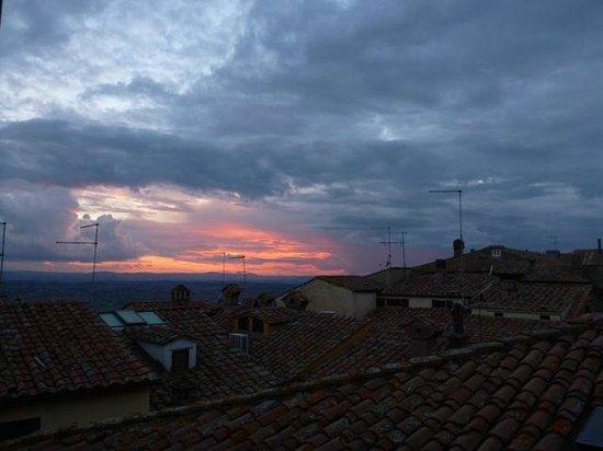 B&B Vicolo della Scala: View from our room