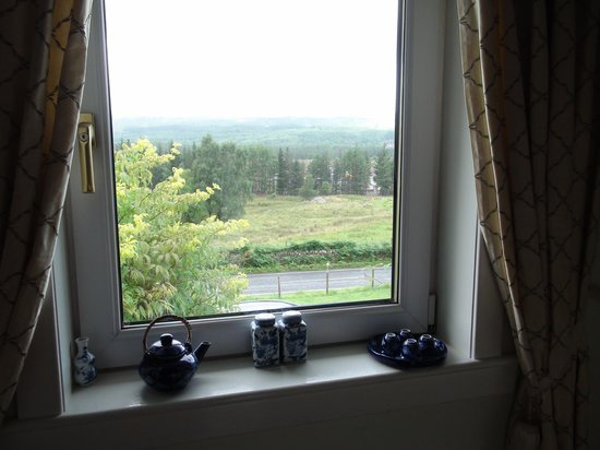 Netherwood Bed And Breakfast: view