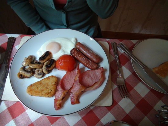 Netherwood Bed And Breakfast: 早餐