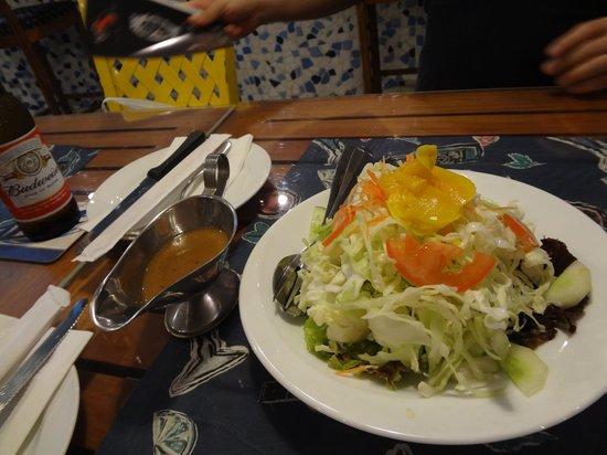 Nin-Nikuya Grotto: サラダ