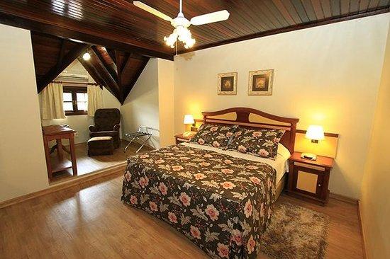 Hotel Recanto da Serra: Suite casal