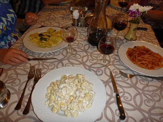 Trattoria Dardano : Pasta