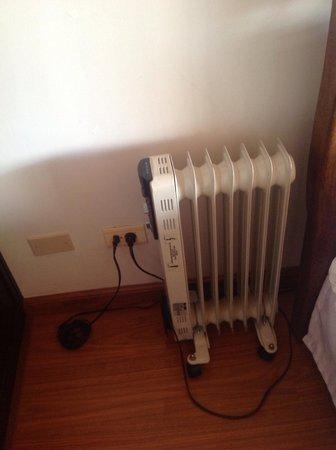 Casa La Font - Chia: Calefactor