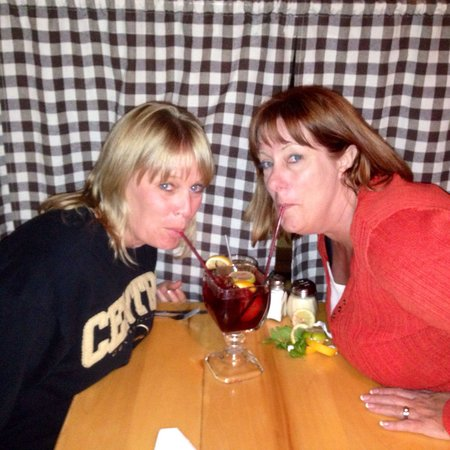 Marconi's: Enjoy the Sangria!