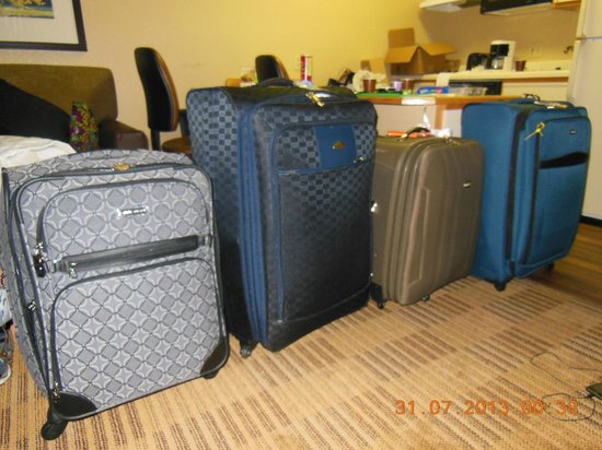 Extended Stay America - Miami - Airport - Miami Springs : Cozinha do quarto.