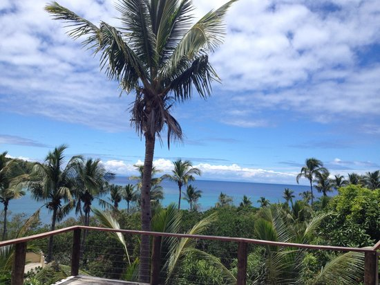Mantaray Island Resort : View from the restaurant