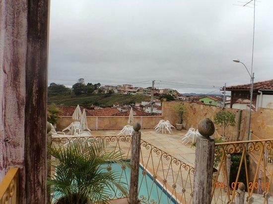 Hotel Montanhas de Minas: Piscina