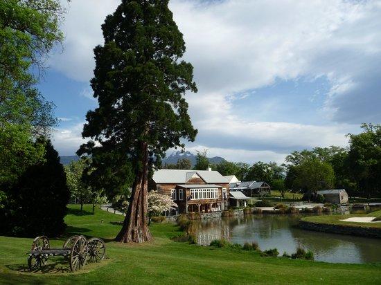 Millbrook Resort: The Millhouse restaurant