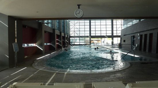 Hotel Aegli : loutraki spa pool 3