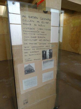 National Socialism Documentation Center : Картонная коробка, сыгравшая большую роль в создании музея