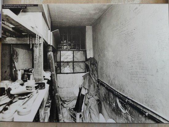National Socialism Documentation Center : Так выглядели подвалы в 50-60 гг.