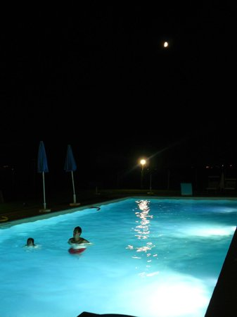 Agriturismo La Spagnera : Pool area