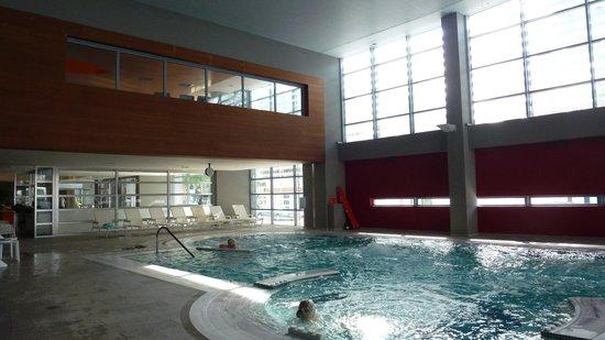 Loutraki Thermal Spa : spa pools 1