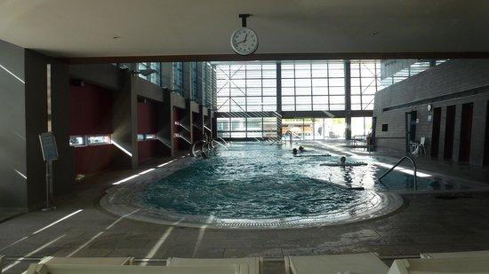 Loutraki Thermal Spa : spa pools 3