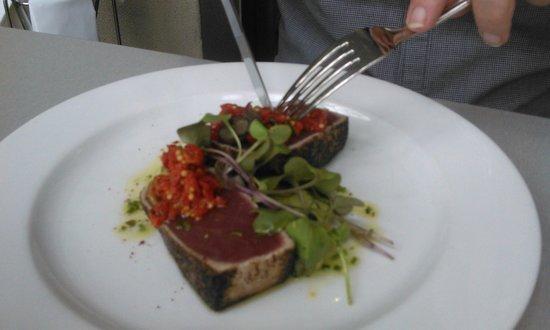 Soul Bar and Bistro: Seared Tuna